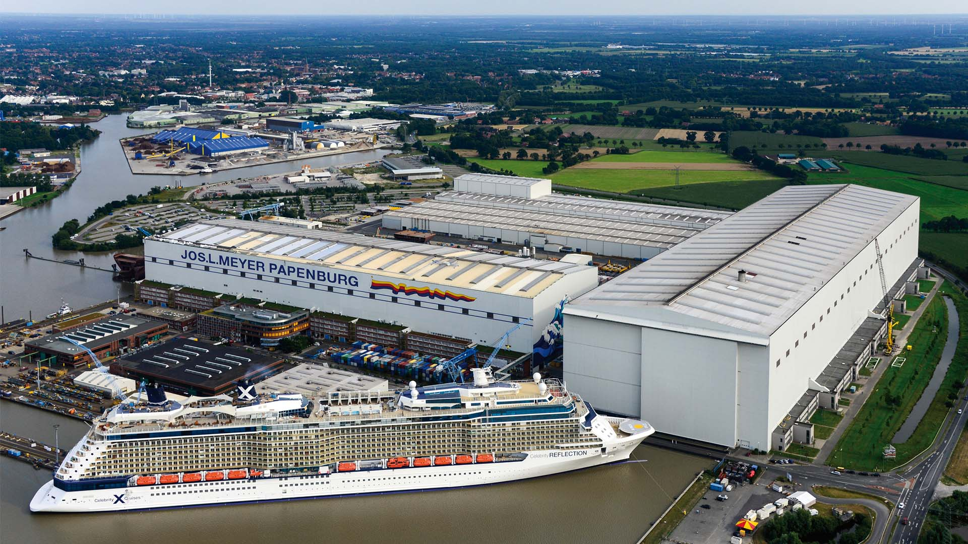 Meyer werft karriere