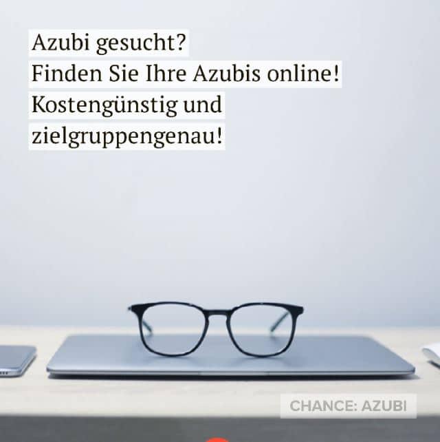 Wir helfen bei der Suche nach Azubis