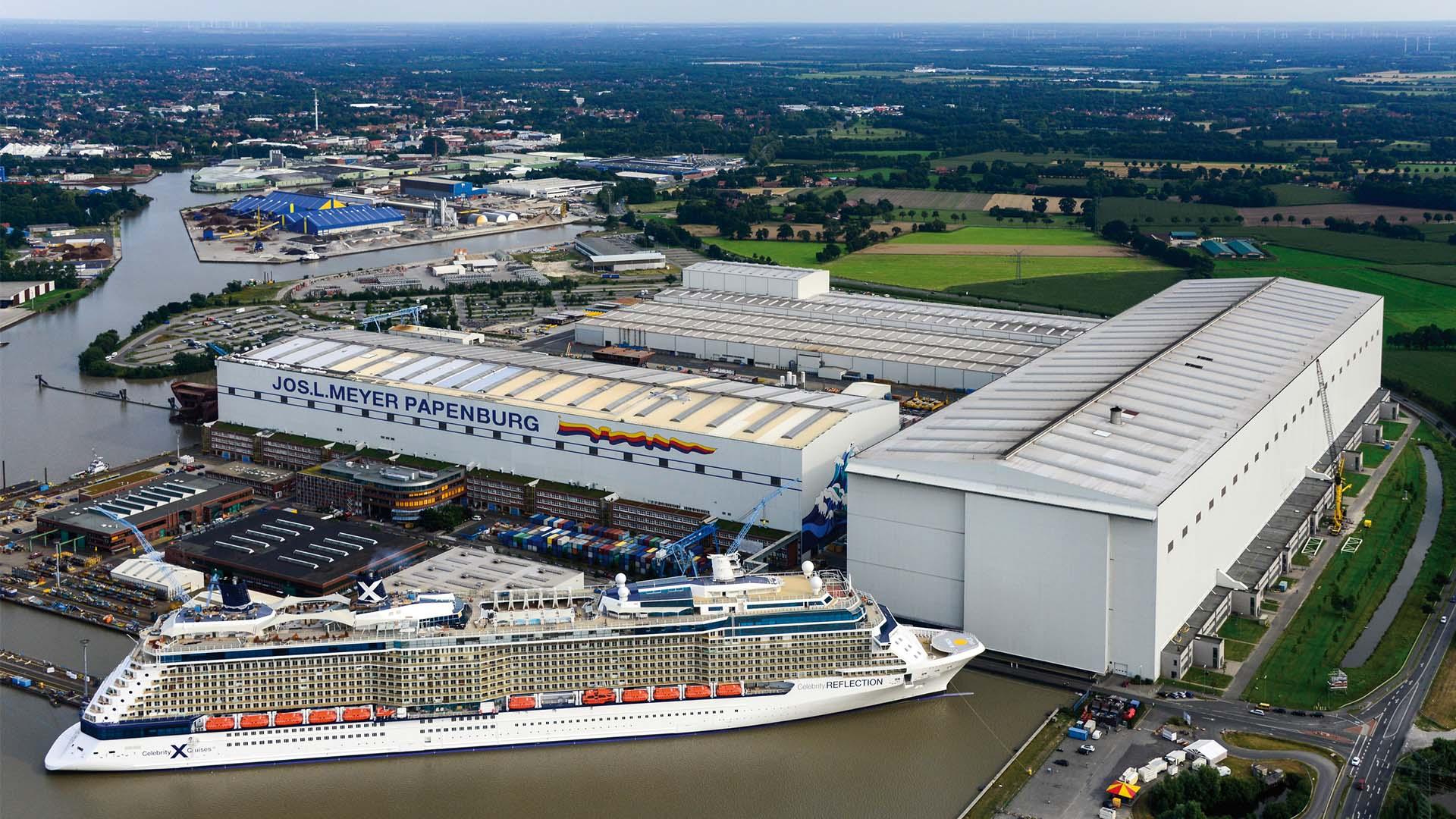 Meyer Werft Stellenangebote